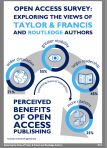 Perceived Benefits of Open Access
