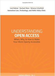 Understanding Open Access
